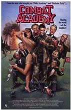 Combat Academy Movie Poster (27 x 40 Inches - 69cm x 102cm) (1986) -