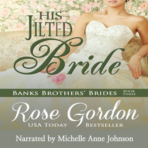 His Jilted Bride audiobook cover art