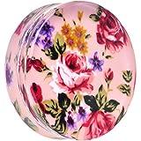 44 mm de rosa flor enchufe de papel pintado de la silla de la abuela