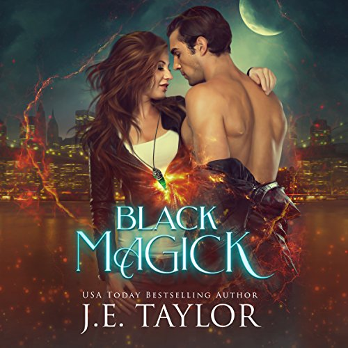 Black Magick audiobook cover art