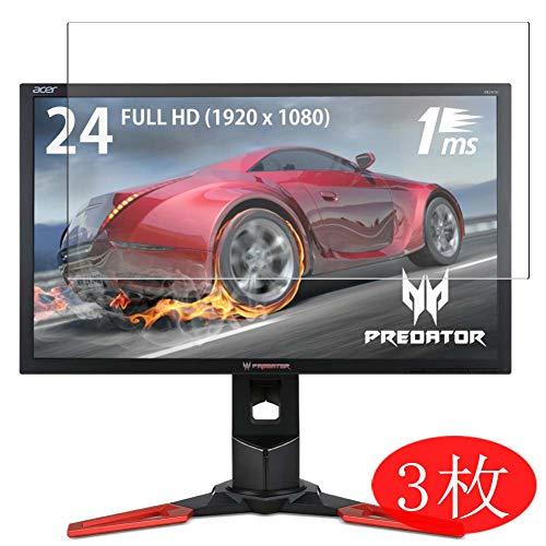 VacFun 3 Piezas HD Claro Protector de Pantalla para Acer Monitor XB241H / XB241Hbmipr 24