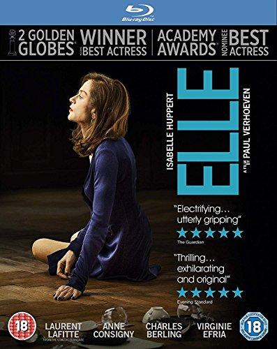 Elle [Edizione: Regno Unito] [Blu-Ray] [Import]
