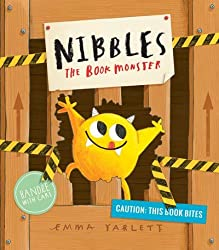 Top Ten Picture Books Chosen By My Three-Year-Old | Picture books for toddlers. Nibbles The Book Monster
