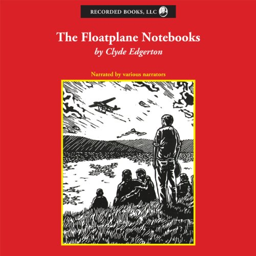 The Floatplane Notebooks audiobook cover art