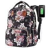 Lunch Backpack Insulated Cooler Backpack Laptop Backpack Lunch Box Bag School Backpack Travel Backpack for Women Girls