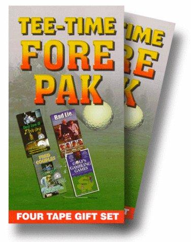Golf Tee Time 4pk Set [VHS]