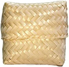 Wonderrun Basket Sticky rice (kitap S size) to Craft handmade from bamboo in Thailand for kitchenware or cookware steamer ...