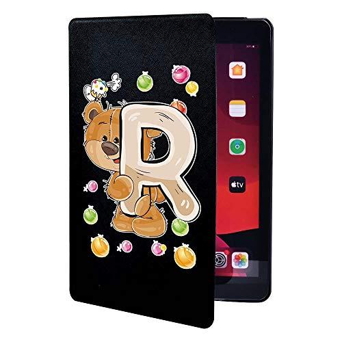 Slim Shockproof Tablet Case For Ap Ipad2 3 4 /Ipad Mini 1 2 3 4 5/Ipad Air 1 2 3/Ipad Pro Pu Leather Case+Pen (Color : R, Size : IPad 2 3 4)