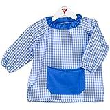KLOTTZ - BABI PONCHO SIN BOTONES bebé-niños color: CELESTE talla: 3