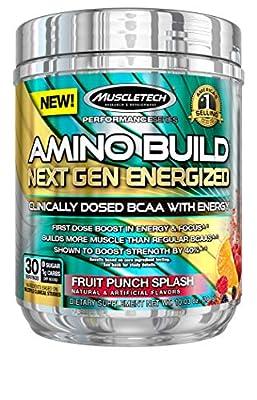 MuscleTech Amino Build Next Gen Energy Supplement
