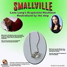 Smallville: Lana Lang Neutralized Kryptonite Necklace Replica Prop