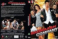 Badmaash Company Bollywood DVD