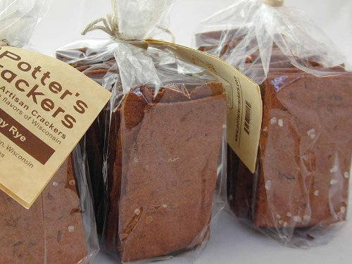 Organic Caraway Crackers Award Max 75% OFF Rye