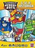 Transformers - Rescue Bots - 6 seje historier (Danish Edition)