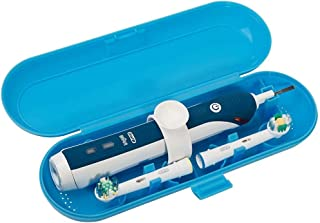 Plastic elektrische tandenborstel Travel Case voor Oral-B Pro Series, blauw
