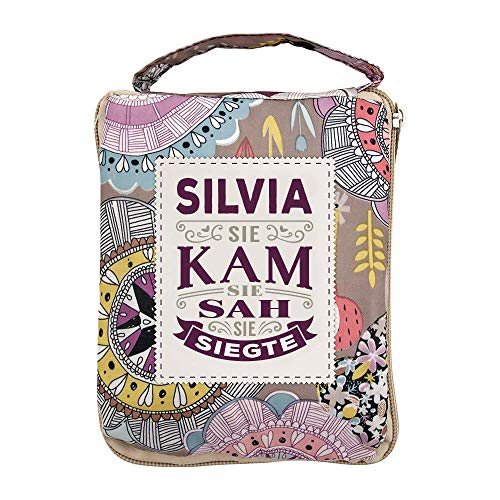 History & Heraldry Einkaufstasche Top Lady Silvia, One Size, Mehrfarbig