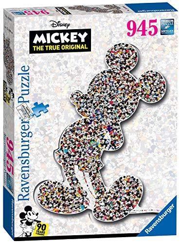 0990 ディズニー ミッキーマウス ジグソーパズル パズル 945ピース  Disney Mickey The True Original [並行輸入品]