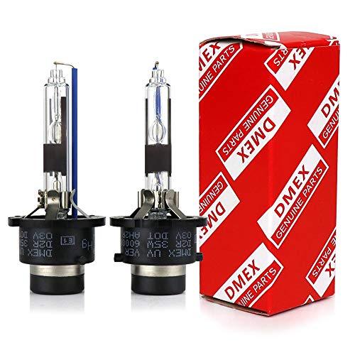 DMEX D2R 35W 6000K Cold White Xenon HID Headlight Bulbs
