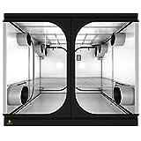 Armario de cultivo Secret Jardin Dark Room 240x240x200cm (DR240 V3.0)