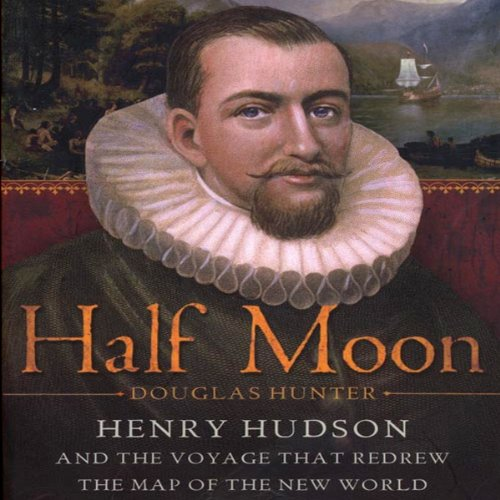 Half Moon audiobook cover art