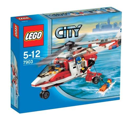 LEGO City 7903 - Rettungshubschrauber