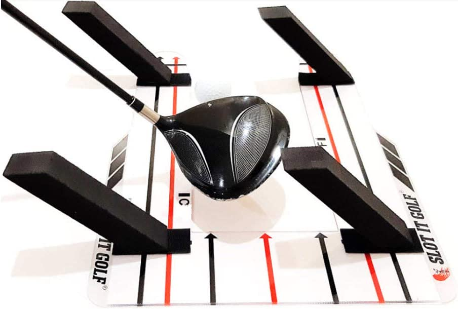 Slot It Golf Low price Driver Woods Drive Swing Patented Trainer Irons Weekly update