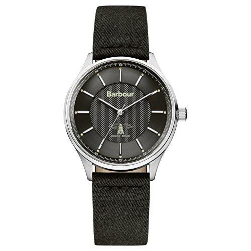 Barbour BB021SLBK Herren armbanduhr
