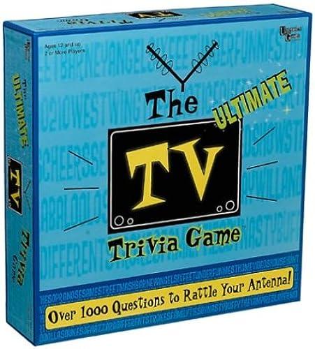 garantizado The Ultimate Ultimate Ultimate TV Trivia Game  tienda