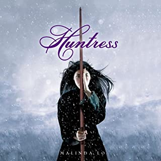 Huntress cover art