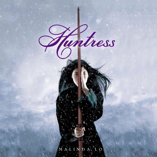 Huntress cover art