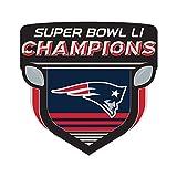 Wincraft NFL New England Patriots Super Bowl 2017 Champions Anstecknadel Pin -