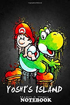 Notebook  Island With Baby Mario And Yoshi  Journal for Writing College Ruled Size 6  x 9  110 Pages