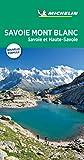 Guide Vert Savoie Mont-Blanc Michelin