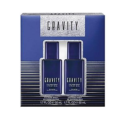 Gravity Cologne Spray 1.7
