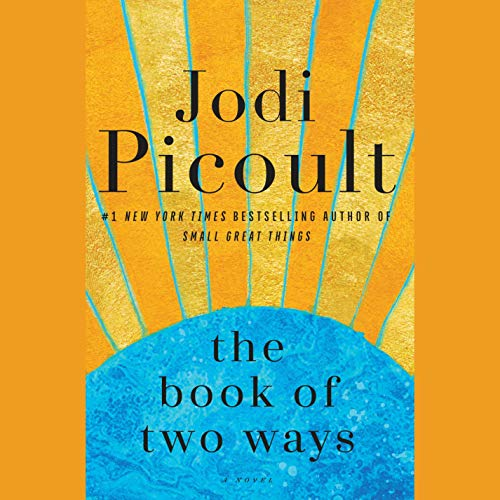 The Book of Two Ways audiobook cover art