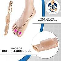 バニオンコレクター、外反母趾装具Seperatorsスペーサ、足の足プロテクター分周器ストレイテナー、足クッションのボール