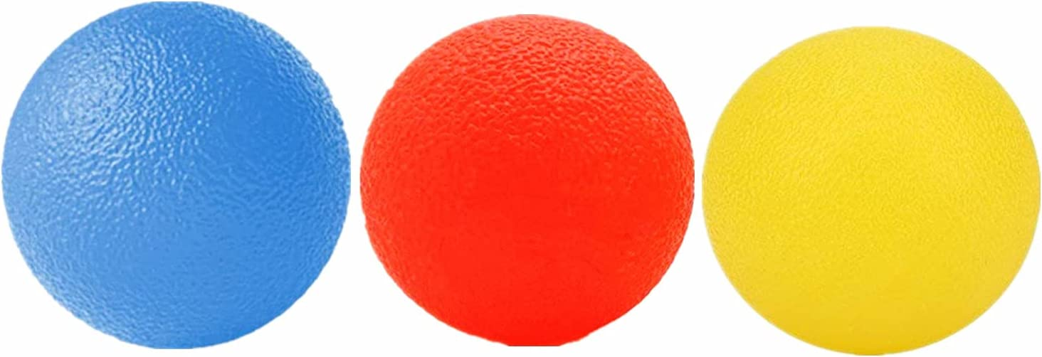 3-pack Stress Relief Balls. 5% OFF Exercise Hand Finally popular brand Therapy Ba