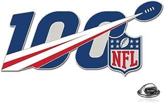 WinCraft NFL Pin Badge - NFL 100th Anniversary
