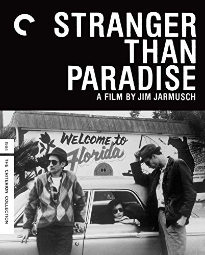 Stranger Than Paradise (Criterion Collection) [Blu-ray]