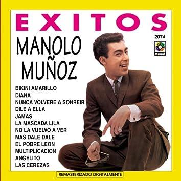 Exitos-Manolo Muñoz Vol. 2