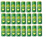 24 Dosen Krombacher Limobier Zitrone naturtrüb mit 1,5% Vol. EINWEG Pfand Biermix 70% Limo und 30%...