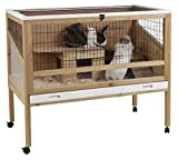 Kerbl Animal Cage Deluxe Interno, 15 x 60 x 92.5 cm, Small