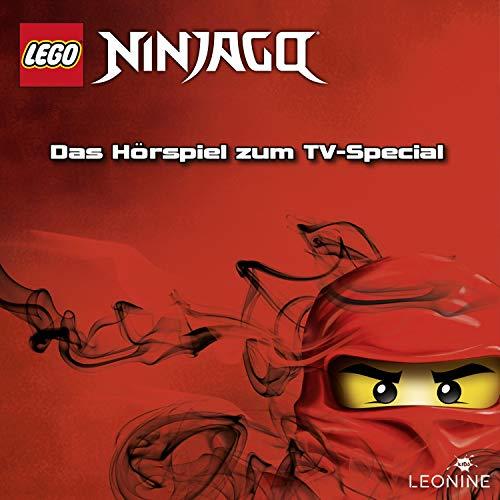 Ninjago. Das Hörspiel zum TV-Special Titelbild