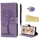 P10 Lite Case ,Huawei P10 Lite Case Mavis's Diary Wallet