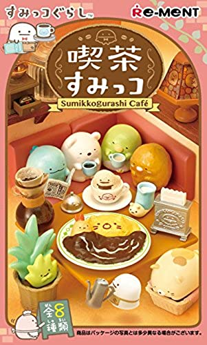 Lifestyle corner Cafe sumikko BOX product 1 BOX = 8 pieces, all eight