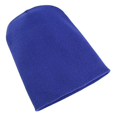 Flexfit Yupoong - Bonnet - Homme Bleu Bleu roi taille unique