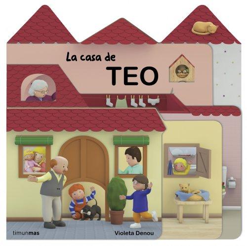 La casa de Teo (Libros especiales de Teo)