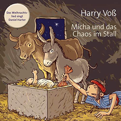 『Micha und das Chaos im Stall』のカバーアート