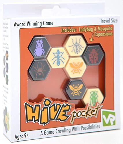 Huch&Friends Hive Pocket - Juego de mesa