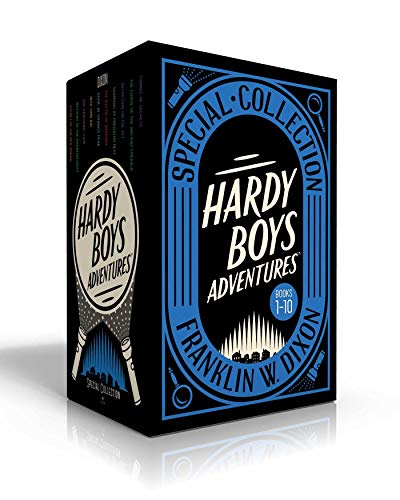 Hardy Boys Adventures Special Collection: Secret of the Red Arrow; Mystery of the Phantom Heist; The Vanishing Game; Into Thin Air; Peril at Granite ... of the Ancient Emerald; Tunnel of Secrets